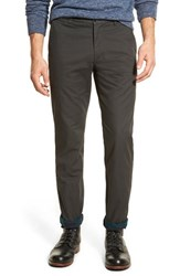 Men's Bonobos Slim Fit Flannel Lined Chinos