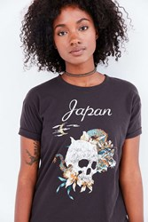 Truly Madly Deeply When In Japan Tee Black