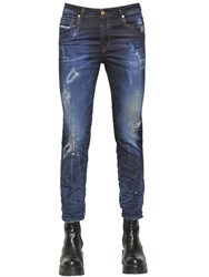 Diesel Rizzo Distressed Cotton Joggjeans