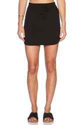 Lna Lainie Mini Skirt Black