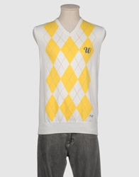 Westport Sweater Vests Yellow