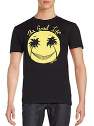 Riot Society The Good Life Graphic Tee Black