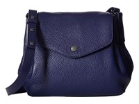 Ecco Nanjing 2 Crossbody Deep Cobalt Cross Body Handbags Blue