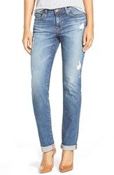 Women's Big Star 'Kate' Distressed Straight Leg Jeans Donelly