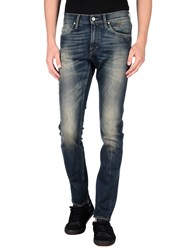 Tiger Of Sweden Denim Denim Trousers Men Blue