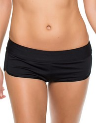 Next Good Karma Boy Short Bikini Bottom Black