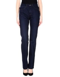 Gianfranco Ferre Ferre' Denim Pants Blue