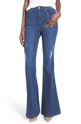 Women's James Jeans High Rise Flare Jeans Barcelona