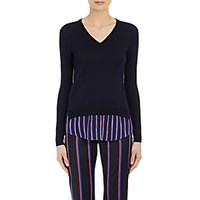 Altuzarra Women's Colbert Sweater Navy Blue Navy Blue
