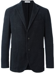 Boglioli Two Button Blazer Grey