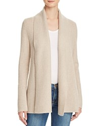 Bloomingdale's C By Shawl Collar Cashmere Cardigan Wicker