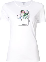 Carven Deck Chair T Shirt White