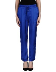 Hale Bob Casual Pants Bright Blue