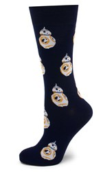 Cufflinks Inc. Men's Cufflinks Inc 'Bb 8' Socks