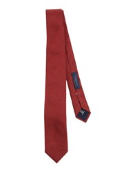 Tombolini Accessories Ties Men Brick Red