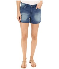 Calvin Klein Jeans Weekend Shorts Turk Blue Women's Shorts Multi