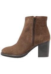 Esprit Herby Boots Dark Brown