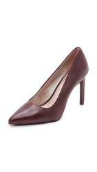 Dkny Evana Pumps Beet Red