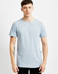 G Star G Star Splatter T Shirt Blue
