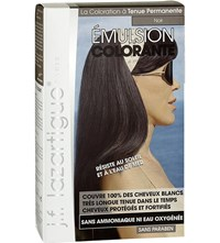 J.F.Lazartigue J F Lazartigue Colour Emulsion For Grey Hair In Black 60Ml