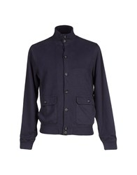 Geox Coats And Jackets Jackets Men Blue