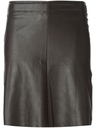 Stouls 'Anita' Flared Skirt Black