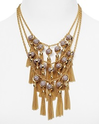 Dylan Gray 3 Row Fringe Impact Necklace 14 Bloomingdale's Exclusive