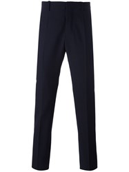 Marni Tailored Trousers Blue