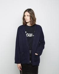 3.1 Phillip Lim Oversized Cardigan Navy