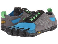Vibram Fivefingers Trek Ascent Grey Blue Green Women's Shoes Black