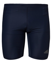 Adidas Performance Supernova Tights Navy Grey Blue