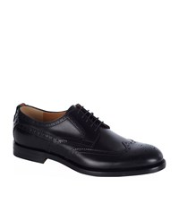 Gucci Strand Derby Shoe Male Black
