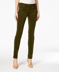 Kut From The Kloth Diana Skinny Corduroy Pants True Olive