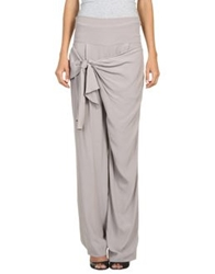 Anne Valerie Hash Casual Pants Grey