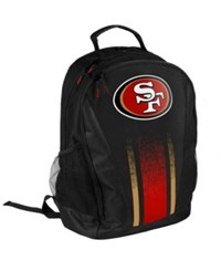 Forever Collectibles San Francisco 49Ers Prime Time Backpack Red