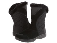 Columbia Ice Maiden Ii Slip Black Shale Women's Cold Weather Boots