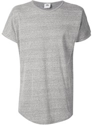 Chapter Chapter X Monkey Time Round Neck T Shirt Grey