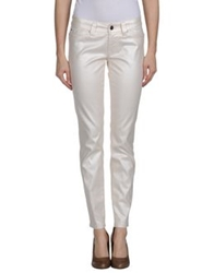 S.O.S By Orza Studio Denim Pants Ivory