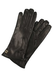 Coccinelle Gloves Nero Black
