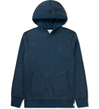 Reigning Champ Navy Pacific Rc 3258 Tiger Fleece L S Pullover Hoodie