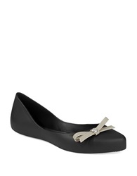 Mel Dreaming Jelly Flats Black