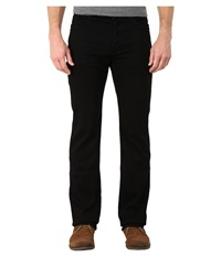 7 For All Mankind Standard In Nightshade Black Nightshade Black Men's Clothing
