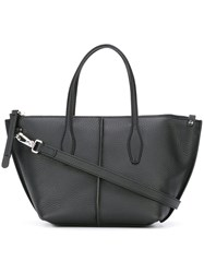 Tod's Top Handle Tote Black