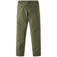 Oliver Spencer Worker Trouser Green