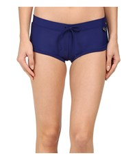 Body Glove Smoothies Sidekick Sporty Swim Short Midnight Women's Swimwear Navy