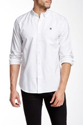 Obey Eighty Nine Woven Regular Fit Shirt White