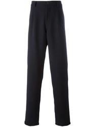 Societe Anonyme 'David' Trousers Blue
