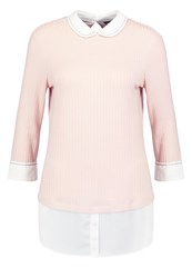 Dorothy Perkins Long Sleeved Top Peach Apricot