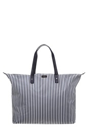 Paul's Boutique Chrissy Tote Bag Navy Dark Blue