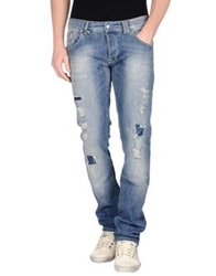 Jcolor Denim Pants Blue